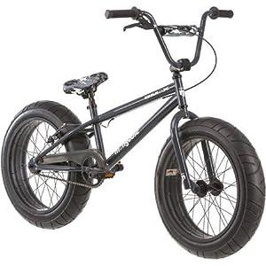 "Amazon.com : Mongoose Bmax Boy's Fat Tire Bike, 20"" : Sports"
