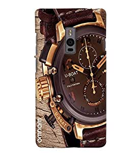 Omnam Uboat Watch Close Up Designer Back Cover Case For OnePlus Two