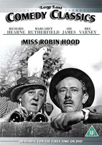Comedy Classics - Miss Robin Hood [1952] [DVD]