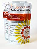 A new form of supplementation, liposomal vitamin c boosts vitamin C levels in your body far higher than possible with regular vitamin c pills or liquids. Lipo Naturals encapsulates pharmaceutical-grade vitamin C in a nanometer scale phospholipid sphere (like a tiny bubble made from lecithin) called a 'liposome.' This liposome becomes a vehicle for its contents that are easily digested, by-passing the previous oral supplementation limits of regular vitamin C. Lipo Naturals Sunflower Liposomal C allows vitamin C to get into the blood and to your organs where it's used. Lipo Naturals uses China-free ingredients and does not use lower grade soy-based lecithins or inexpensive packaging. We make our patent pending formulation derived from non-GMO sunflowers in a package specially designed to preserve potency through shipping and the course of your dosage. Our product is delivered as a liquid supplement in our resealable screw-top fresh pouch. Lipo Naturals' products are soy free, gluten free, alcohol free and have no artificial flavorings or preservatives. Dosage is 1oz of liquid per day.