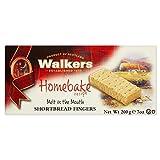 Walkers Homebake Shortbread Fingers (200g)