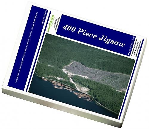 photo-jigsaw-puzzle-of-logged-area-and-surrounding-forest-from-the-air-british-columbia-canada