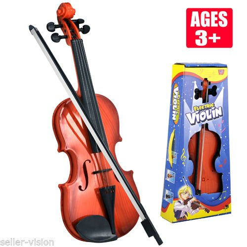Toy Violins For 3 And Up : Fantastic electronic kids violin musical string