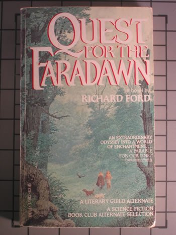 Quest for the Faradawn, Richard Ford