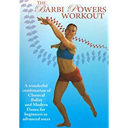 Barbi Powers Workout: Dance and Ballet Moves