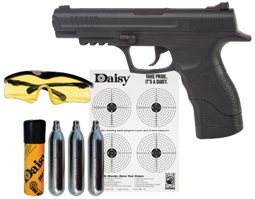 Daisy 985415-442 Hunting Air Pistol (Co2 Bb Guns Pistols compare prices)