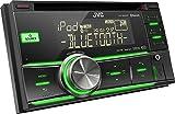 JVC KW-R800BT In-Dash AM/FM/CD Car Stereo Receiver with Bluetooth