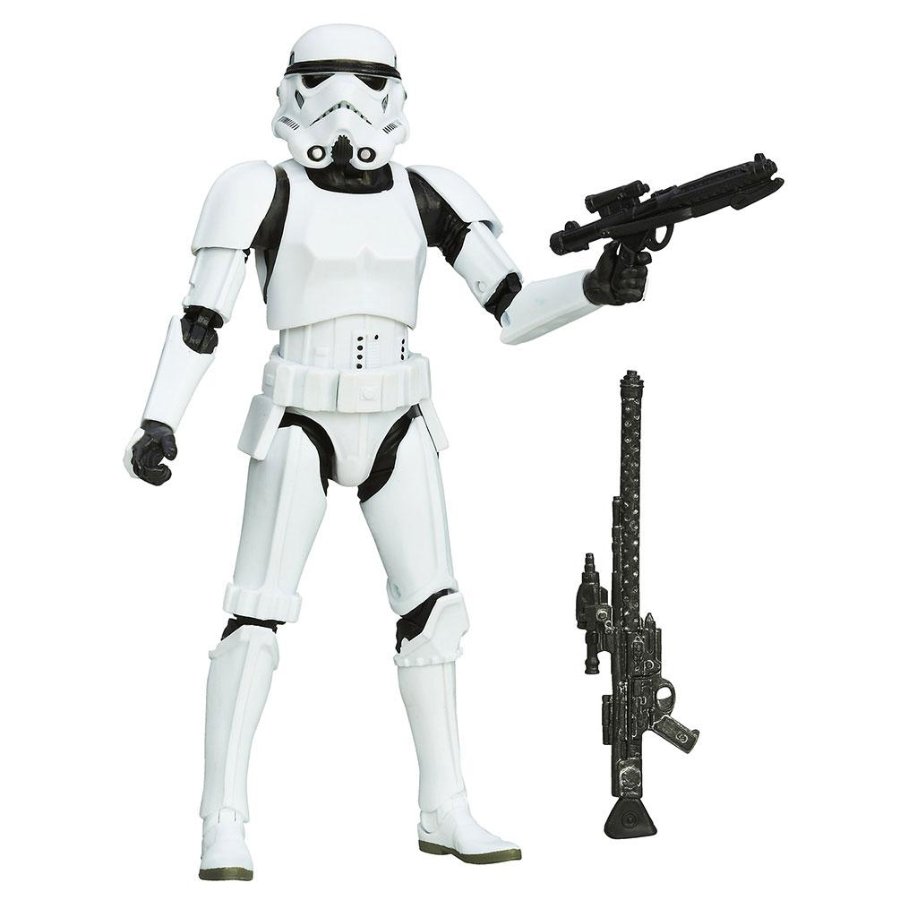 Star Wars Toy Game : Amazon star wars the black series stormtrooper figure