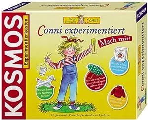 KOSMOS 603021 - Conni experimentiert - Mach mit!