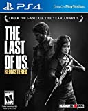The Last of Us Remastered - PS4 Download card/Voucher