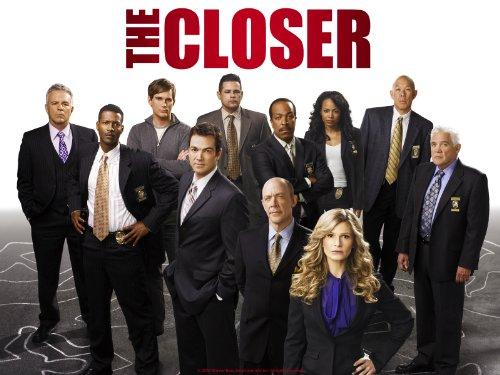 Amazon Com The Closer The Complete Fifth Season Kyra Sedgwick J K Simmons Corey Reynolds