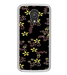 ifasho Designer Phone Back Case Cover Motorola Moto G2 :: Motorola Moto G (2nd Gen) ( Light Candle )