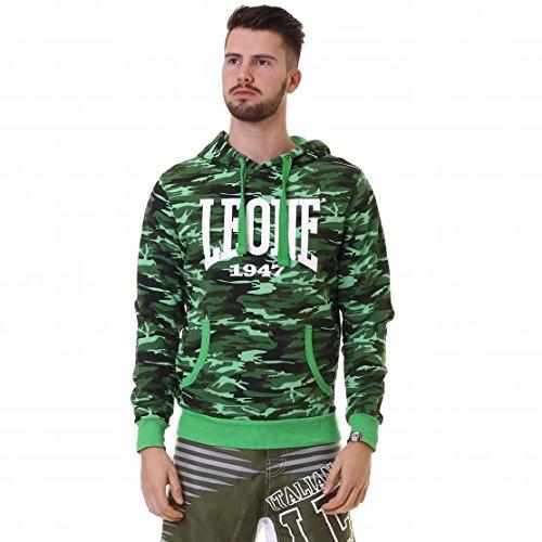 Leone 1947 -  Felpa  - Uomo verde L