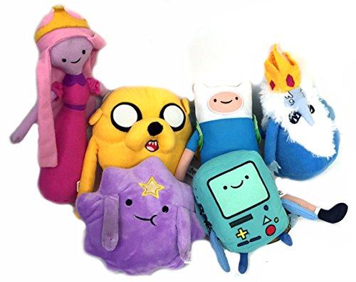 Plush Adventure Time