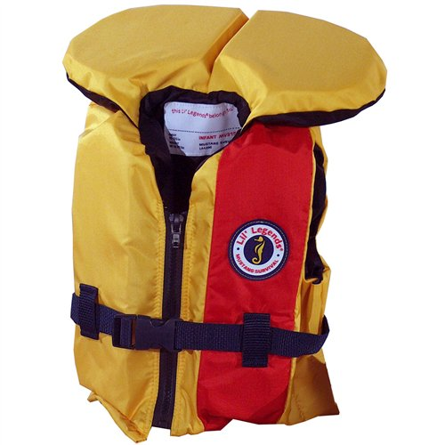 Mustang Survival Lil' Legends MV3155 Child Vest Chest