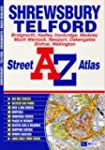 Shrewsbury and Telford Street Atlas (...