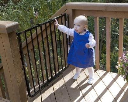Child Stair Safety Gates front-109806