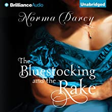 The Bluestocking and the Rake (       UNABRIDGED) by Norma Darcy Narrated by Michael Page