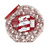 Red Bird 500 Count Peppermint Puffs Candy Tub (95 oz.)