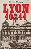 img - for Lyon 40-44 (French Edition) book / textbook / text book