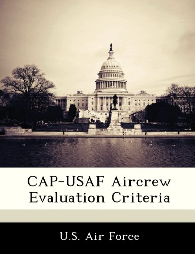 CAP-USAF Aircrew Evaluation Criteria