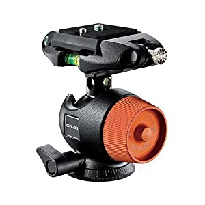 Gitzo GH1781QR Series 1 Ball Head with Quick Release (Black)