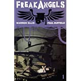 Freakangels 1par Paul Duffield