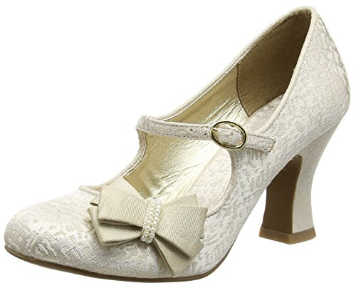 ruby-shoo-celia-damen-pumps-goldfarben-39-eu-6-uk-