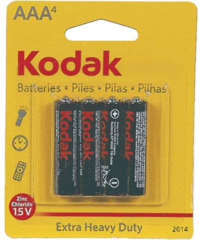 Kodak Heavy Duty Batteries Aaa [12 Pieces] *** Product Description: Kodak Heavy Duty Batteries Aaa Can Be Used In A Number Of Battery Operated High-Energy Appliances Like Clocks, Flashlights And Battery Operated Toys And Devices. These Leakage-Pr *** front-492031