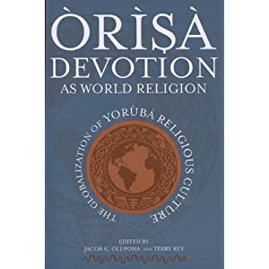 Orisha Devotion as World Religion