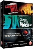 Romero Collection (Season Of The Witch/Staunton Hill/The Crazies) [DVD]