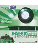 """Dalek Empire 1.3 - """"Death to the Daleks!"""" (Doctor Who S.)"""