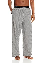 Ben Sherman Men's Checked Woven Sleep Pant