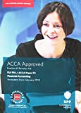 FIA Foundations of Financial Accounting FFA (ACCA F3): Revision Kit