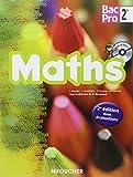 Mathématiques Sde Bac Pro