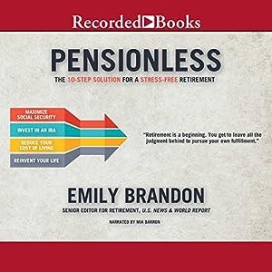 Pensionless | Livre audio