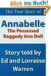 Annabelle The Possessed Raggedy Ann D...