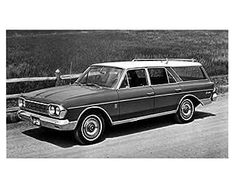 1964 rambler ambassador station wagon factory. Black Bedroom Furniture Sets. Home Design Ideas