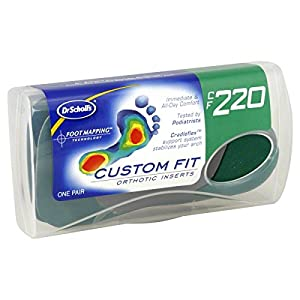Dr. Scholl's Custom Fit Orthotic Inserts, CF 220