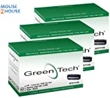 3 High Capacity Black HP C7115X - 15X Remanufactured Laser Toner Cartridge For use with HP LaserJet 1000 HP LaserJet 1000W HP LaserJet 1005 HP LaserJet 1005W HP LaserJet 1200 HP LaserJet 1200N HP LaserJet 1200SE HP LaserJet 1220 HP LaserJet 1220SE HP Las