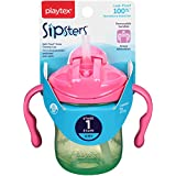 Playtex Sipsters Stage 1 Straw Sippy Cups - 6 Ounce