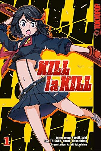 Kill la Kill, Band 1