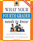 What Your Fourth Grader Needs to Know: Fundamentals of A Good Fourth-Grade Education (Core Knowledge)