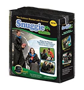 Amazon.com - Snuggie Outdoors Outdoor Blanket With Sleeves ...