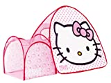Hello Kitty My First Pop-Up Tent and Tunnel