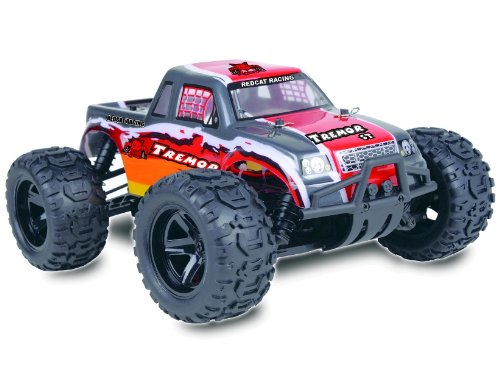 Tremor ~ RC Truck ~ NEW 1/16 Scale ~ Brushed Electric ~ RTR ~ 4WD ~ by Redcat Racing ~ RC Car