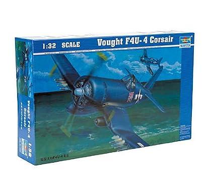 Trompette 02222modèle Kit Vought F4U Corsair 4