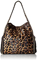 Magid Rebecca and Rifka Print Hobo Bag, Leopard