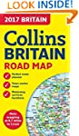 2017 Collins Map of Britain (Collins...