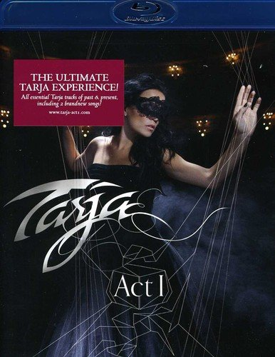 Blu-ray : Tarja Turunen - Act 1 (Blu-ray) (United Kingdom - Import)